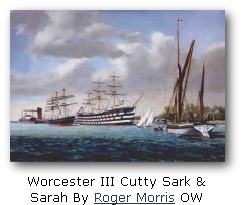 Worcester III Cutty Sark & 